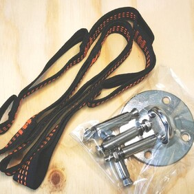 Swing Bolt Accessory Kit with Strap